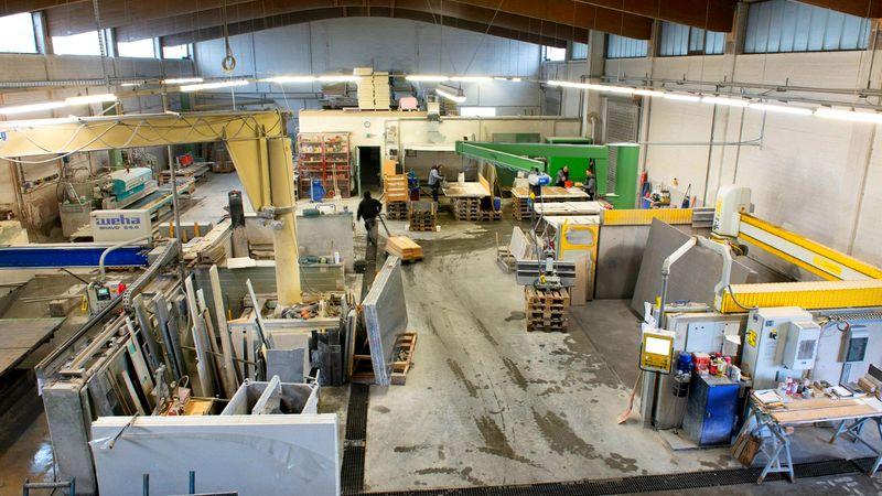Naturstein-Produktion-Muehl-Hannover-Garbsen